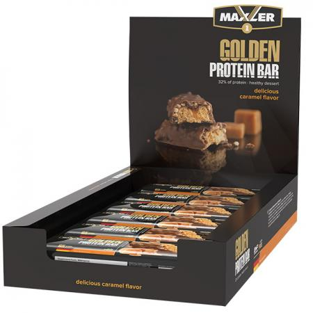 Maxler Golden Bar, 12 шт 65 грамм