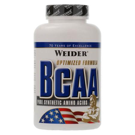 Weider BCAA 2:1:1, 130 таблеток