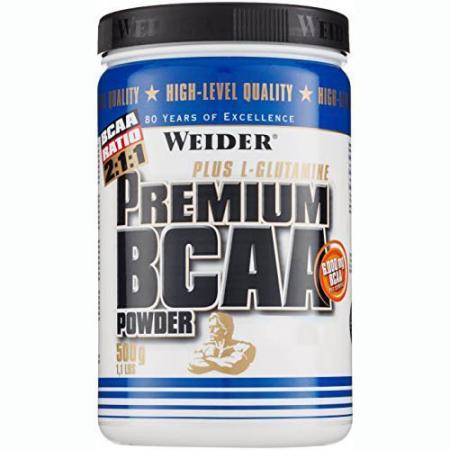 Weider Premium BCAA Powder, 500 грамм
