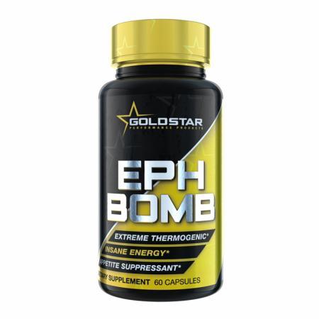 Gold Star EPH Bomb, 60 капсул
