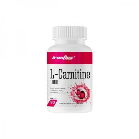 IronFlex L-Carnitine 1000, 90 капсул