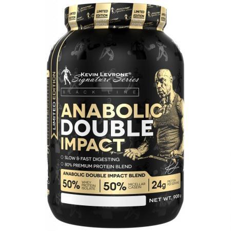 Kevin Levrone Anabolic Double Impact, 908 грамм  - кофе фраппе