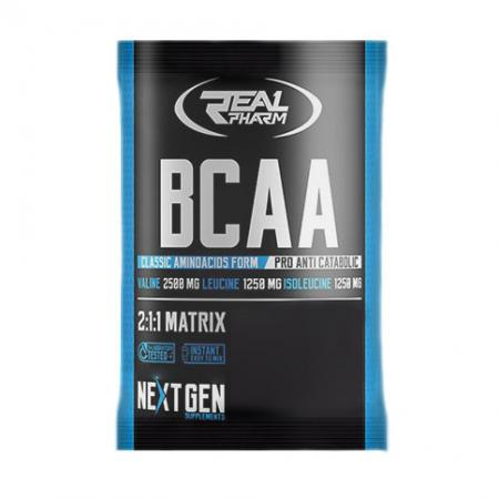 Real Pharm BCAA, 6.1 грамм