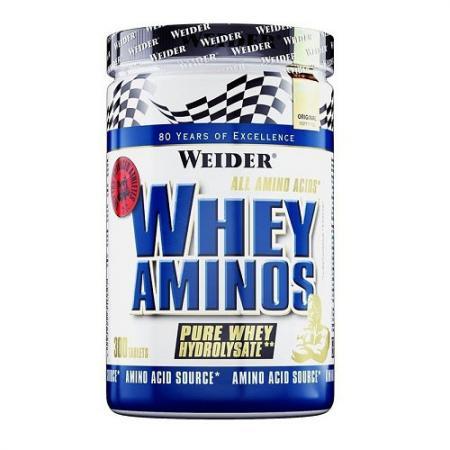 Weider Whey Aminos Tab, 300 таблеток