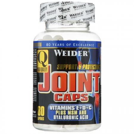 Weider Joint Caps, 80 капсул