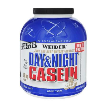 Weider Day & Night Casein, 1.8 кг