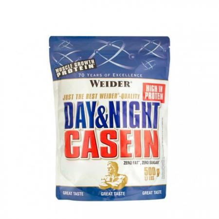 Weider Day & Night Casein, 500 грамм