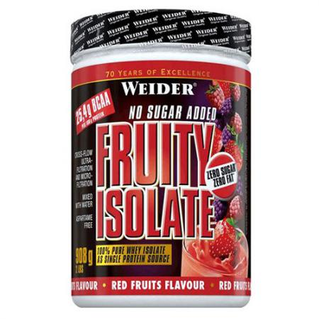 Weider Fruity Isolat, 908 грам