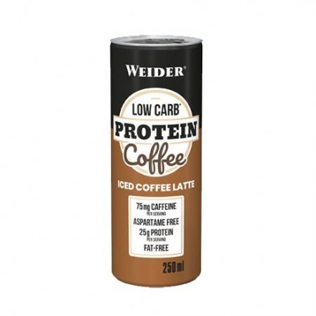 Weider Protein Coffee Drink, 250 мл
