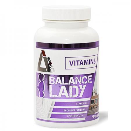 LiSports Balance Lady, 60 капсул