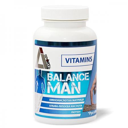 Li Sports Balance Man, 60 капсул