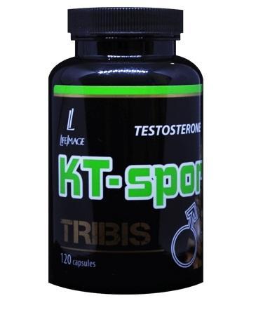 LiSports KT-Sport Tribulus, 120 капсул
