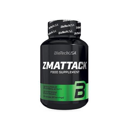 BioTech ZMAttack, 60 таблеток