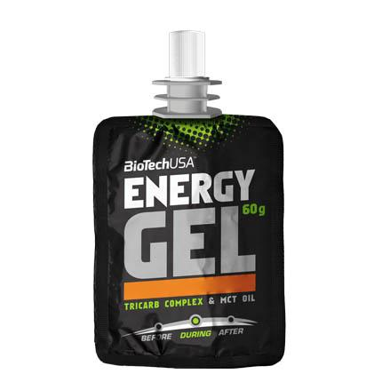 BioTech Energy Gel, 60 грамм