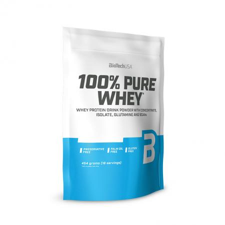 BioTech 100% Pure Whey, 454 грамм
