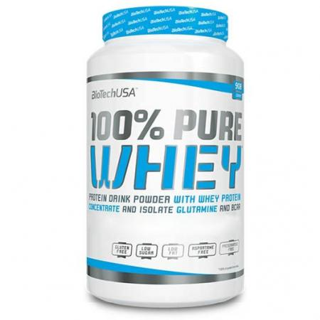 BioTech 100% Pure Whey, 908 грамм