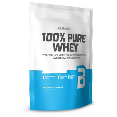 BioTech 100% Pure Whey, 1 кг