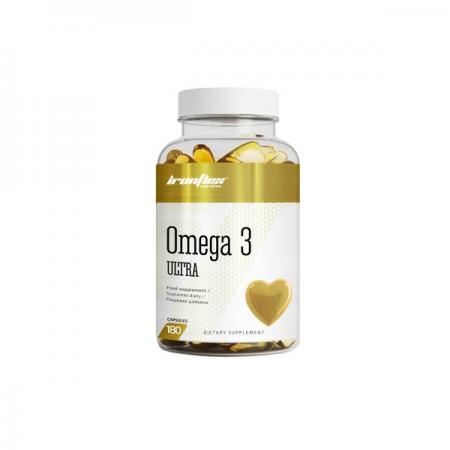 IronFlex Omega 3 Ultra, 180 капсул
