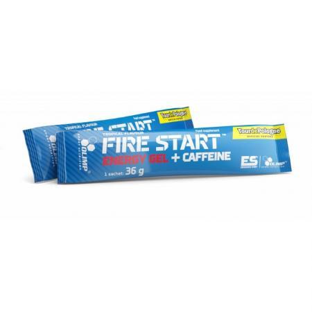 Olimp Fire Start Energy Gel+Caffeine, 36 грамм