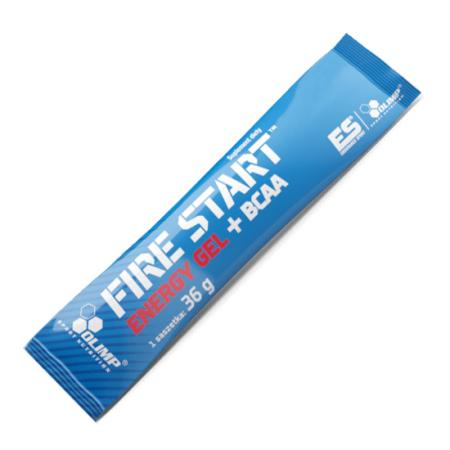 Olimp Fire Start Energy Gel+BCAA, 36 грамм