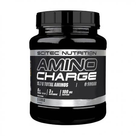 Scitec Amino Charge, 570 грамм
