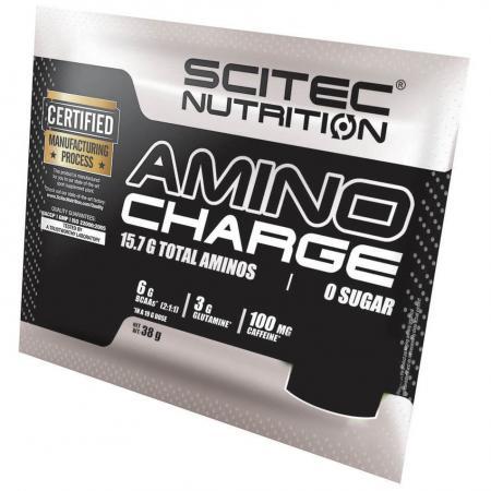 Scitec Amino Charge, 38 грамм