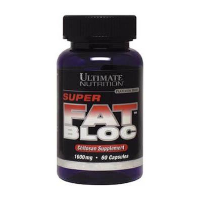 Ultimate Super Fat Bloc, 60 капсул