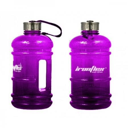 IronFlex Gallon Hydrator, 1.9 л - фиолетовый