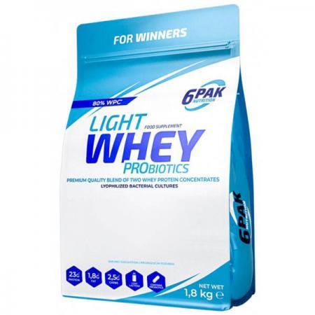 6PAK Nutrition Light Whey Probiotic, 1.8 кг