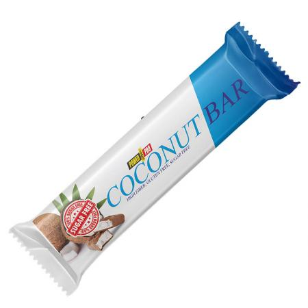 Power Pro Coconut Bar Sugar Free, 50 грамм - кокос