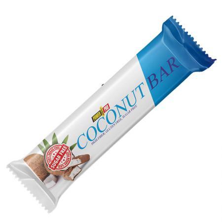 Power Pro Coconut Bar Sugar Free, 50 грамм - кокос
