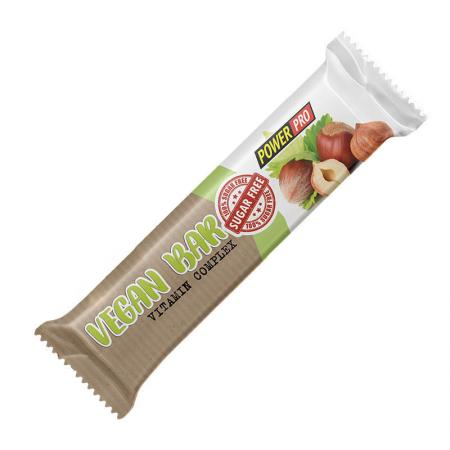 Power Pro 20% Vegan Bar Sugar Free, 60 грамм