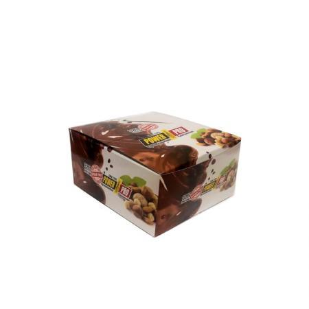 Power Pro 32% с орехами Nutella Sugar Free, 60 грамм 20 шт/уп