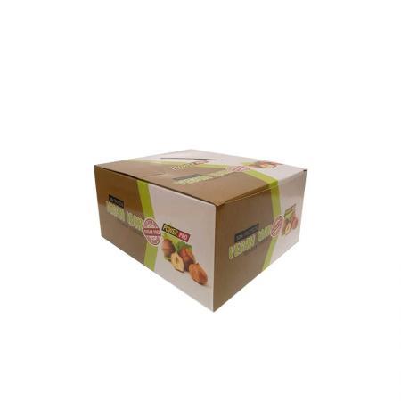 Power Pro Vegan Bar Sugar Free 60 гр, 20 шт/уп - орехи и сухофрукты
