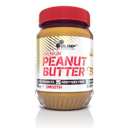 Olimp Peanut Butter Smooth, 700 грамм