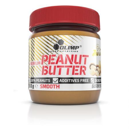 Olimp Peanut Butter Smooth, 350 грамм