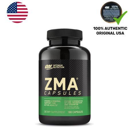 Optimum ZMA, 180 капсул