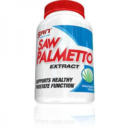 SAN Saw Palmetto, 60 капсул