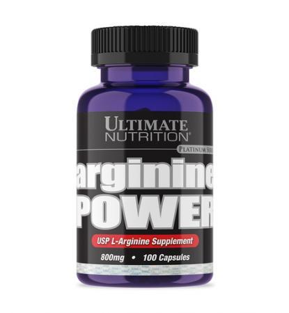 Ultimate Arginine Power, 100 капсул