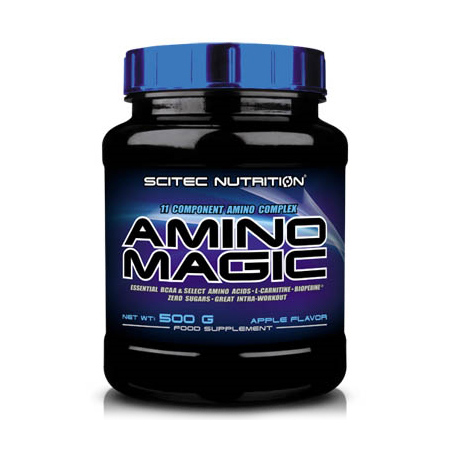 Scitec Amino Magic, 500 грамм