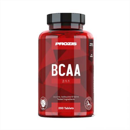 Prozis BCAA 2:1:1, 200 таблеток