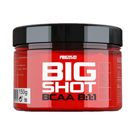 Prozis Big Shot - BCAA 8:1:1, 150 грамм