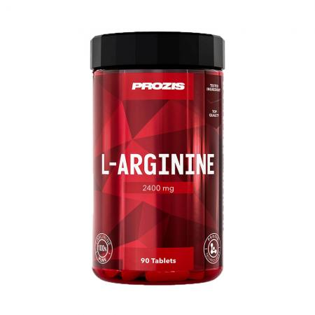 Prozis L-Arginine 2400 мг, 90 таблеток