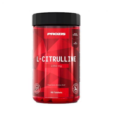 Prozis L-Citrulline 2250 мг, 90 таблеток