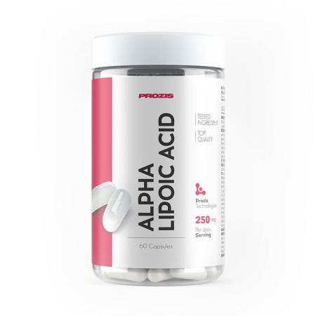 Prozis Alpha Lipoic Acid 250mg, 60 капсул