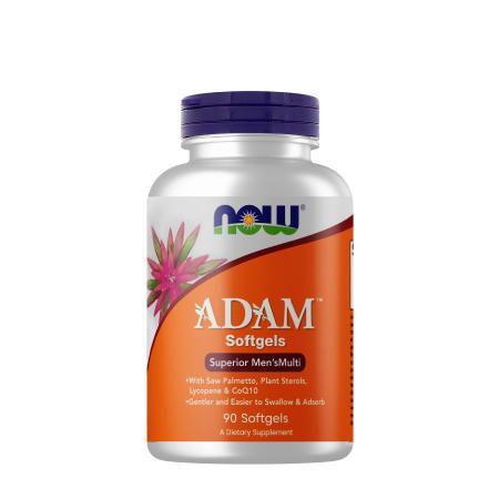 NOW Adam, 90 гелевых капсул
