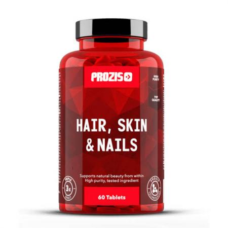 Prozis Hair, Skin & Nails, 60 таблеток
