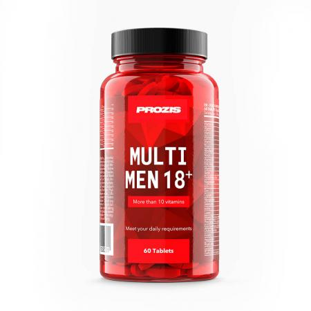 Prozis Multi Men 18+, 60 таблеток
