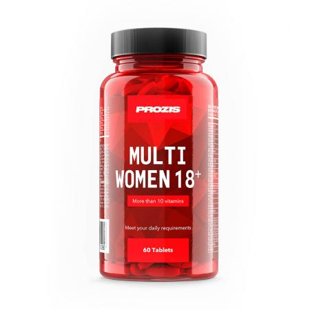Prozis Multi Women 18+, 60 таблеток