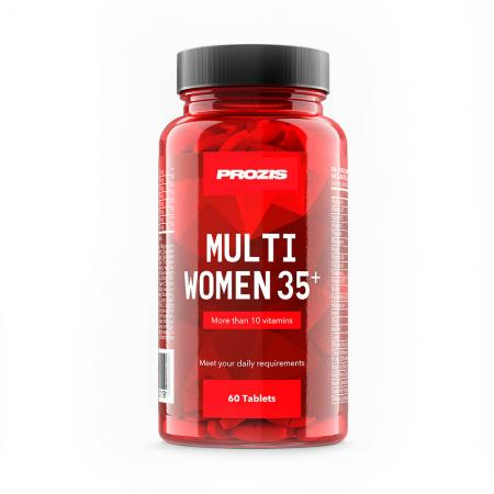 Prozis Multi Women 35+, 60 таблеток